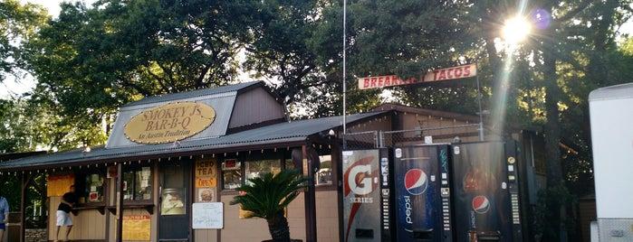 Smokey J's Bar-B-Q is one of Dog Friendly Restaurants.