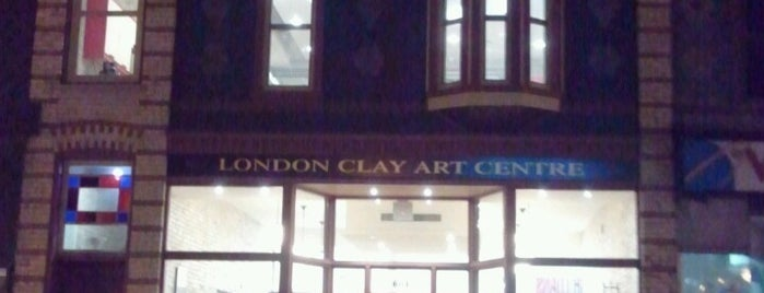 London Clay Art Centre is one of The Best of OEV.