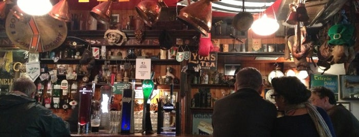 Peadar O'Donnell's is one of 36 Hours in...Londonderry.