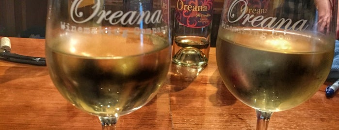 Oreana Winery & Marketplace is one of The 15 Best Places for Wine in Santa Barbara.
