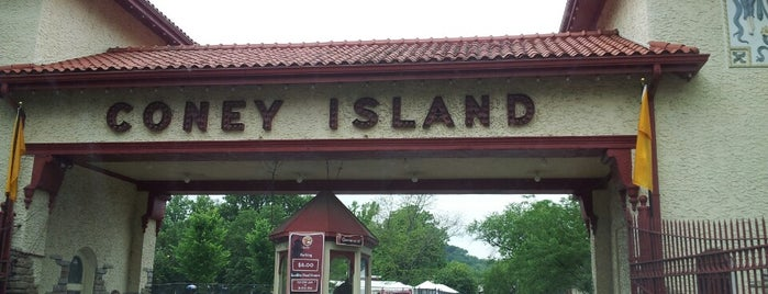 Coney Island is one of Historian.