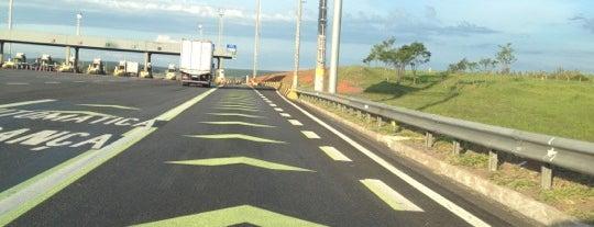 Pedágio Ecopistas (SP-070 km 114) is one of Pedágios do Estado de São Paulo.