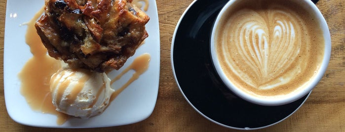 Red Dessert Dive & Coffee Shop is one of The 15 Best Places for Pastries in Houston.