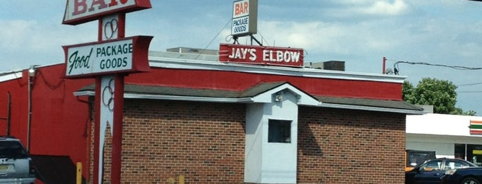 Jay's Elbow Room is one of Philly.
