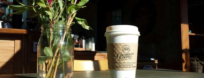 Carabello Coffee is one of #ThirdWaveWichteln Coffee Places.