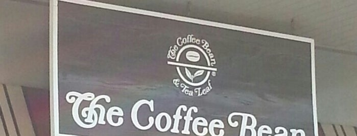 The Coffee Bean & Tea Leaf is one of La tour de Coffee Bean.
