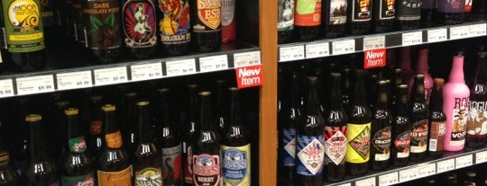 Cascadia Liquor is one of Craft Beer to-go in Victoria.