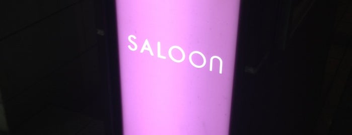 SALOON is one of Clubs/Dances/Music Spots.