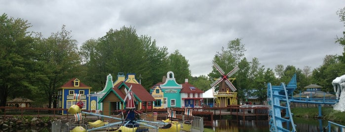 Story Land is one of 75 Geeky Places to Take Your Kids.
