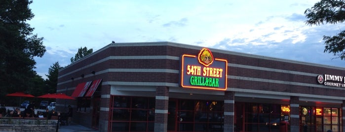 54th Street Grill Bar Is One Of The 15 Best Family Friendly Places In