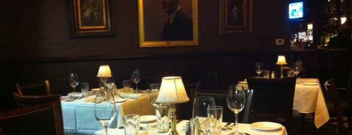 The Capital Grille is one of Rob's Food Spots.