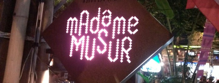 Madame Musur is one of True WIFI Spots -Bangkok.