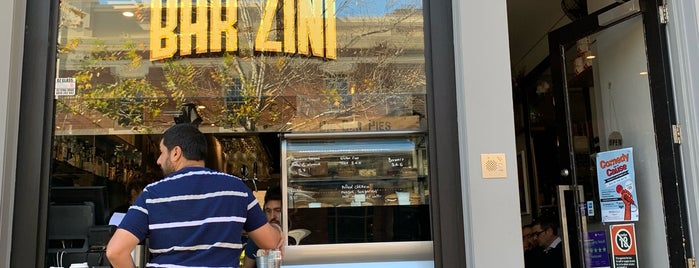 Bar Zini is one of Sydney.