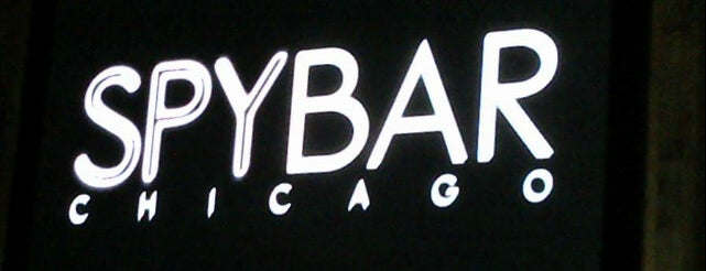Spybar is one of Chicago.