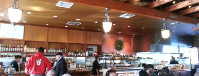Caffe Trieste is one of The 11 Best Italian Restaurants in Oakland.