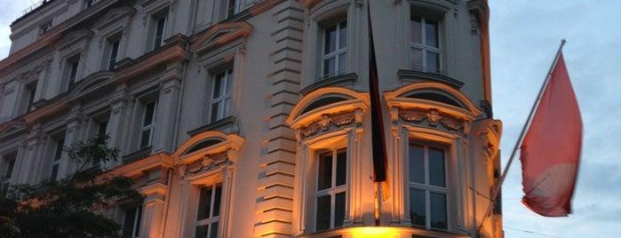 Mandarin Oriental Munich is one of Restaurants, Café & Bars Munich.