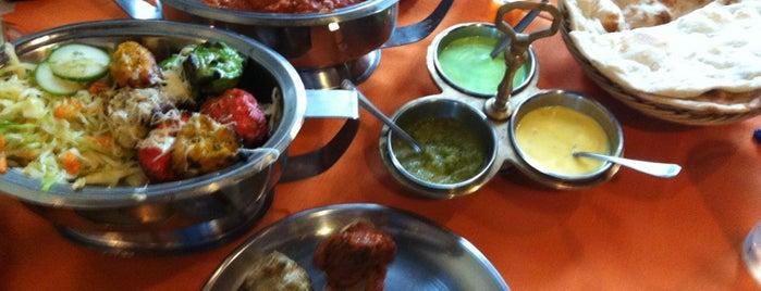 Indická restaurace Tandoor is one of Písek.