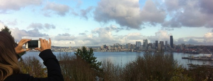 Admiral View Point is one of Seattle FTW.