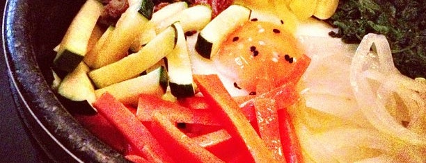 Juki - Korean BBQ and Soju Bar is one of Korean food in Berlin.