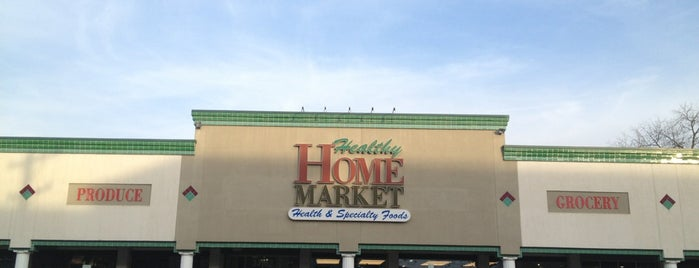 Healthy Home Market is one of Footprints in charlotte.