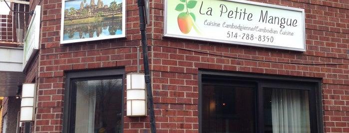 La Petite Mangue is one of Restos.