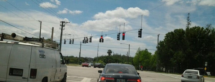 Linebaugh Ave & Henderson Rd is one of Commute Stops.