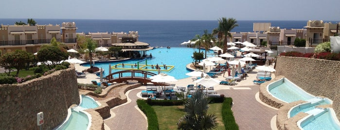 Concorde El Salam Hotel Sharm el-Sheikh is one of Sharm Alshake.