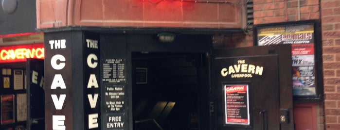 The Cavern Club is one of Ireland England Scotland Trip.