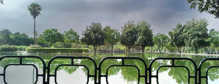 Parque Amate is one of Must-visit Great Outdoors in Sevilla.