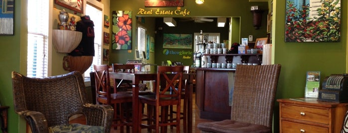Coffee Plantation is one of Good coffee and stuff!.