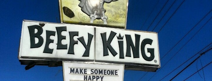 Beefy King is one of Must-visit Food in Orlando.