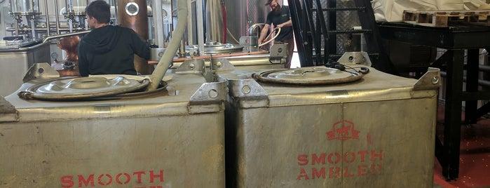 Smooth Ambler Spirits Distillery is one of Wild and Wonderful West Virginia.