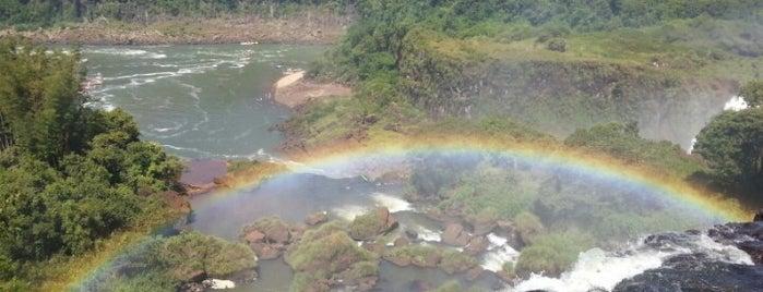 Puerto Iguazú is one of Curitiba e Paraná.