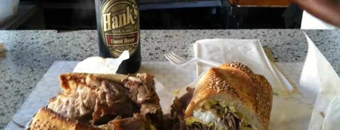 Paesano's Philly Style is one of Restaurants.