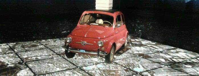 Museo Nazionale dell'Automobile is one of ZeroGuide • Torino.