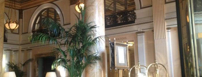 The Willard InterContinental Washington D.C. Hotel is one of 36 hours in...Washington DC.