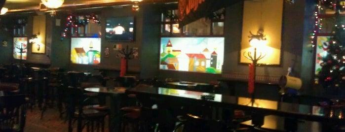 Harat's Pub is one of Novosibirsk TOP places.