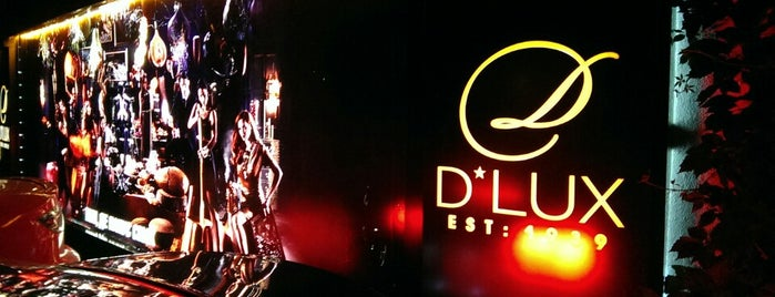 D'lux Night Club is one of Gourmet Club Members.