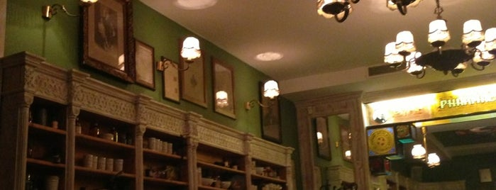 Dr. Jekelius - Pharmacy Cafe is one of 20 favorite restaurants.