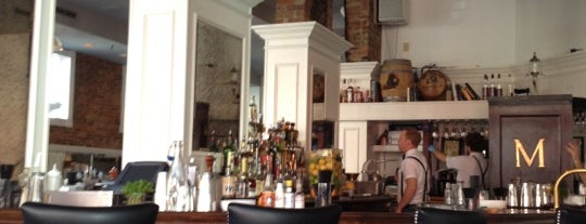 Merchants Restaurant is one of Places to try.