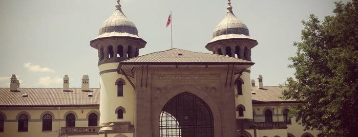 İlhan Koman Heykel ve Resim Müzesi is one of Tarih/Kültür (Marmara).