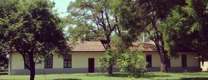Lozan Müzesi is one of Tarih/Kültür (Marmara).