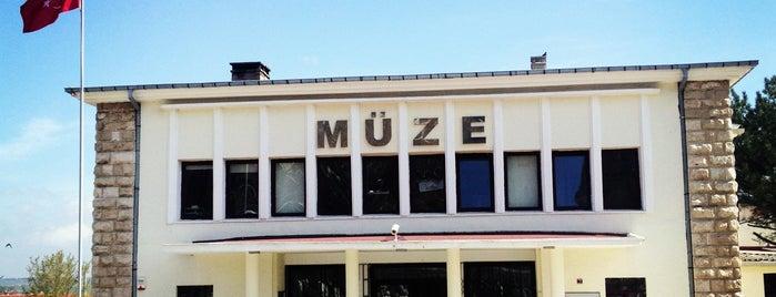 Edirne Arkeoloji ve Etnografya Müzesi is one of Tarih/Kültür (Marmara).
