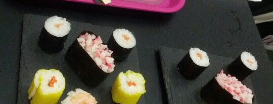 SushiTime is one of Me gustan.
