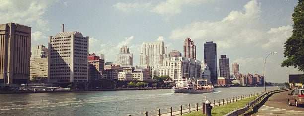 Roosevelt Island is one of NYC bucket list.