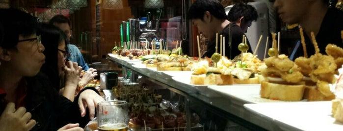 Pincho J is one of Barcelona: Eat & Drink.