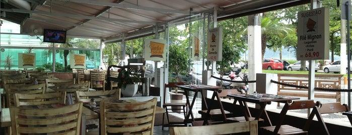 Santa Felicidade Bar is one of Comida.