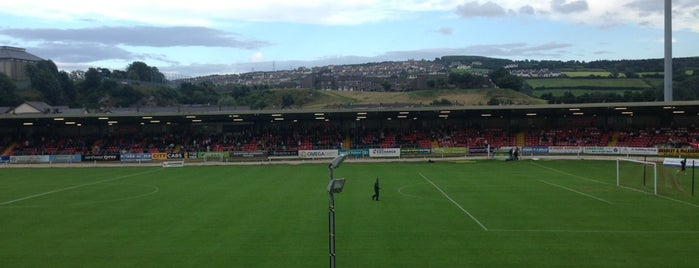 Brandywell Stadium is one of Summer Events To Visit....