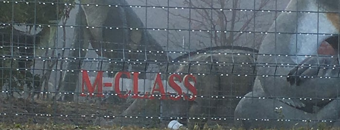 M-class Garden is one of お気に入り.