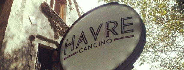 Havre Cancino is one of CDMX.